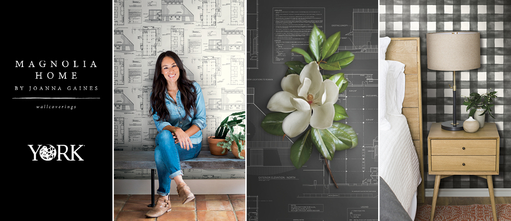 Magnolia Home Wallpaper By Joanna Gaines