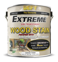 DEFY Extreme Wood Stain 1 Gallon