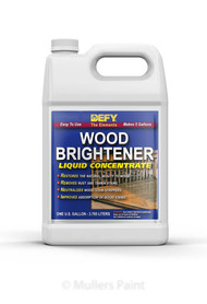 DEFY Wood Brightener 1 Gallon