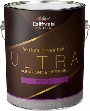 California Paints Ultra Ceramic Matte Paint
