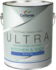 Ultra AquaBorne Ceramic Kitchen & Bath Satin Paint