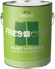 Fres-Coat Premium Semi-Gloss Paint & Primer