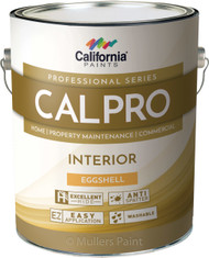 CalPro Latex Eggshell Paint