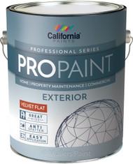 ProPaint Exterior Velvet Flat Paint