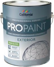 ProPaint Exterior Semi-Gloss Paint