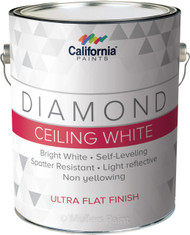 Diamond Ultra Flat Ceiling White
