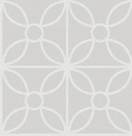 Savvy Neutral Geometric Wallpaper