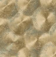 Tarnished Metal Gold Metallic Texture Wallpaper