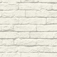 Magnolia Home Brick and Mortar Wallpaper