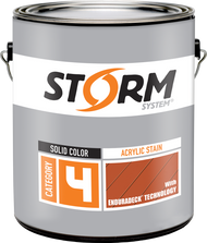 Storm Category 4 Acrylic Stain W/ Enduradeck