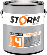 Storm Category 4 100% Acrylic Stain