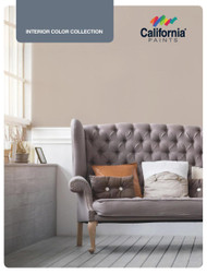 California Paints Interior Color Card