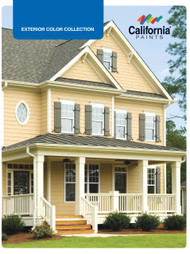 California Paints Exterior Color Card