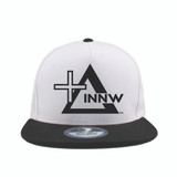 Positive Change INNW Promotional SnapBack - White