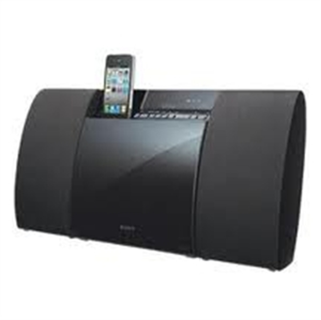 sony cmtcx4ipb wall mountable hi fi system boss sound. Black Bedroom Furniture Sets. Home Design Ideas