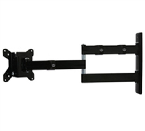 B-Tech BT7513 ouble Arm Flat Screen Wall Mount with Tilt and Swivel