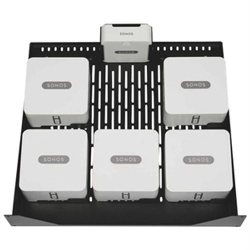 Flexson  Rack Shelf for Sonos Components (FLXCIRS1021) - Black Free Shipping.