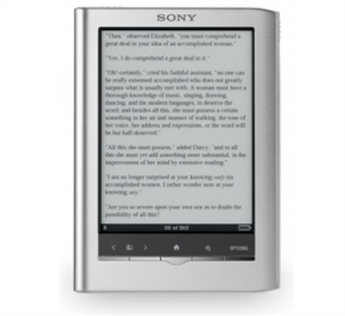 Sony PRS-350 Ebook Reader