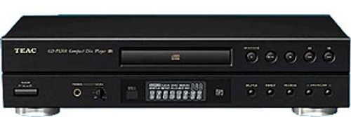 Teac CD-P1260 - CD Player with Remote