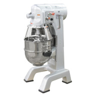 American Eagle AE-40PA 40Qt Planetary Mixer with Safety Guard, 1.5HP, 3 speeds, 220V/1Ph/60hz Closed