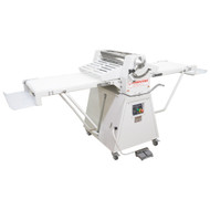 American Eagle AE-DSE52 1HP Elite Series Dough Sheeter Floor Type Open ISO