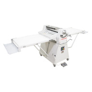 "American Eagle AE-DSE65 Elite Series Dough Sheeter Floor Type 25.5"" W x 98.5""L, 220V/1Ph"