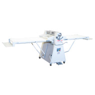 "American Eagle AE-DSE65L Elite Series Dough Sheeter Floor Type 25.5""W x 118""L, 220V/1Ph"