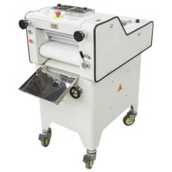 American Eagle AE-DM28 Heavy Duty Mini Dough Moulder Front Right
