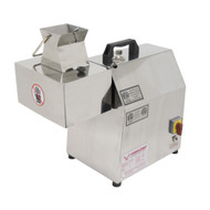 American Eagle AE-MC22N 1.5HP Commercial Electric Meat Cutter Kit Stainless Steel