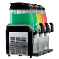 Elmeco AFCM-3 Drink Dispenser - Three (3) 3.2 Gallon Tanks
