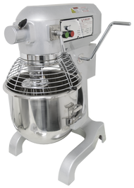 American Eagle AE-20NA 20Qt Planetary Mixer with Safety Guard, 1.5HP, 3 speeds, 110V/1Ph/60hz
