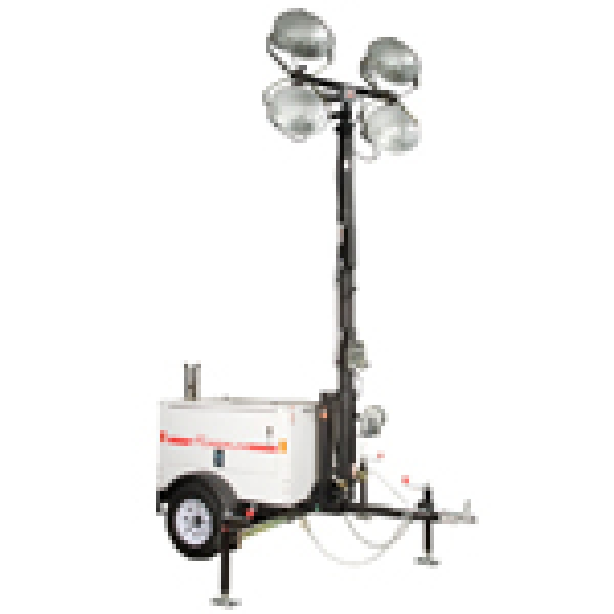 Portable Light Tower Price: Used-Tools-Equipment