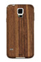Galaxy S5 (SGS5) Walnut back panel
