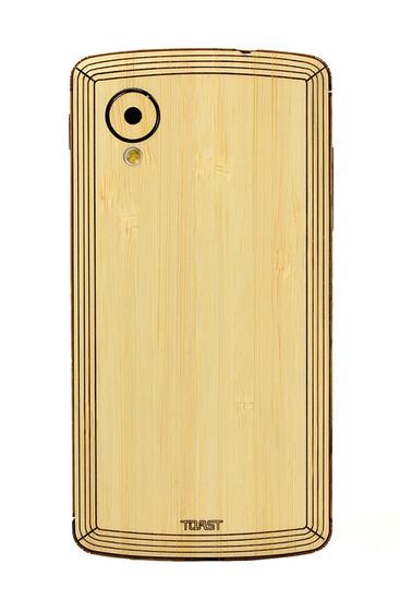Nexus 5 (NEX5) Bamboo back panel