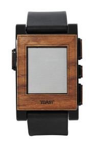 Pebble Smartwatch (PEB1) Walnut