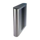 Barrier Free Optical Turnstile, Rounded Front