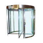 Revolving Turnstile, 2-Way SECURE - 4 Wing