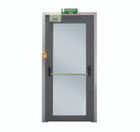Single Electric Door, Access Controlled