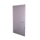 Single Steel Door, Access Controlled