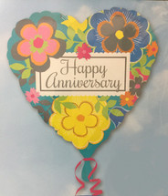 Anniversary Balloon. Let everyone know.