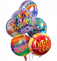 Today Birthday Balloons