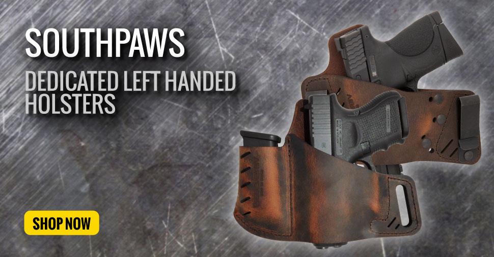 owb left handed concealed carry holster