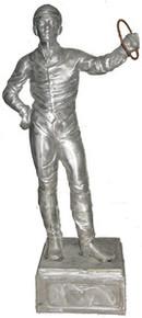 Jockey Boy Statue (unpainted)