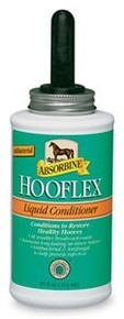 Hooflex with  Brush 30oz.