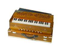 MKS 3 Reed Fold Up Harmonium (HAR010)