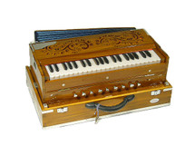 MKS 2 Reed Fold Up Harmonium (HAR009)