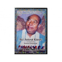 DVD-Ali Akbar Khan - Concert at First Unitarian Part 1 (CD005)