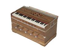 Bombay 2 Reed Stand Up Harmonium (HAR031)