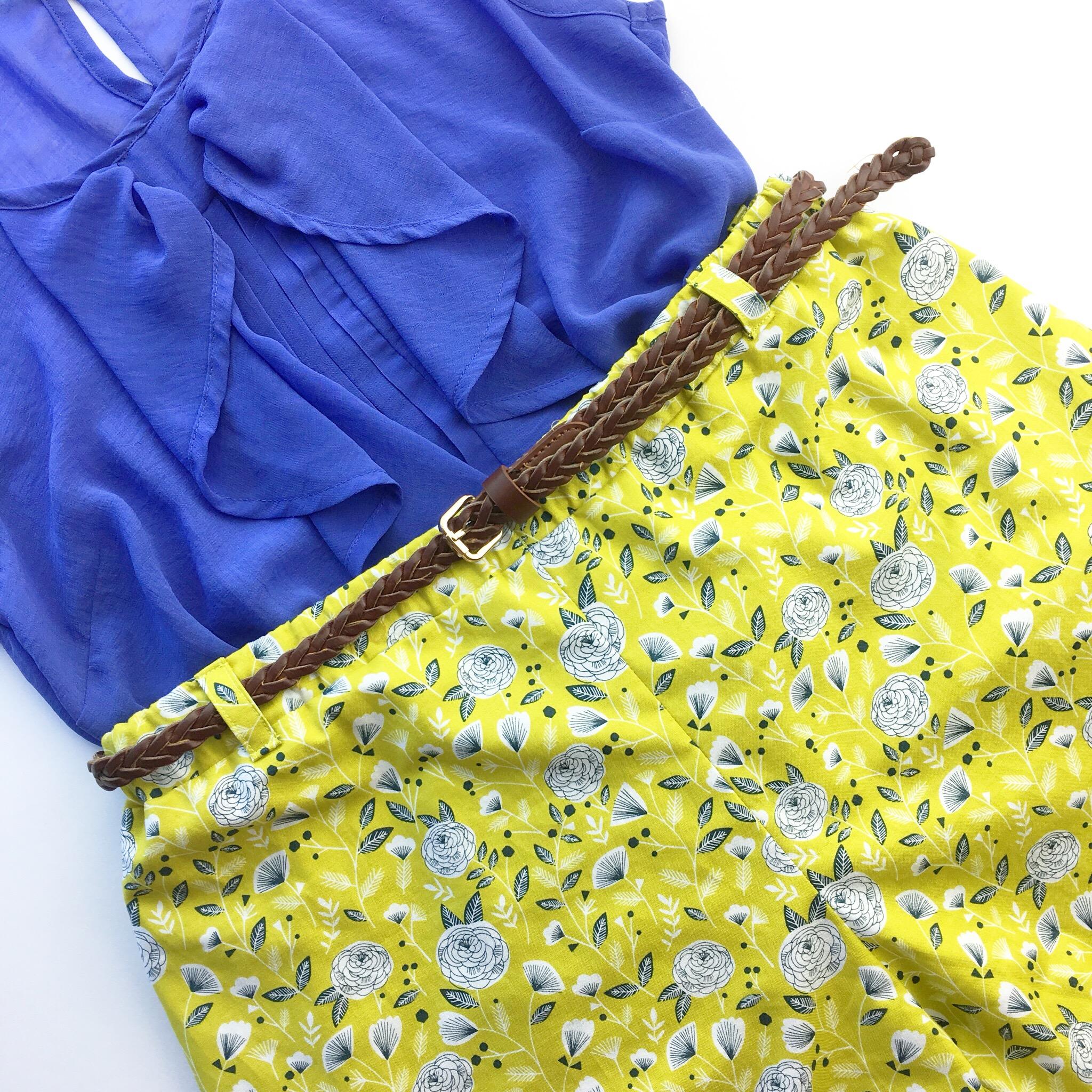 Kirsty's PJ Shorts