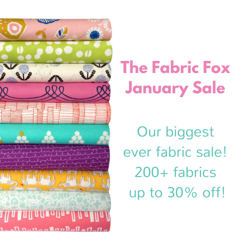 Shop for sale fabric at The Fabric Fox